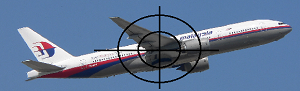 2014-07-17 Malaysia Airlines Boeing 777-200 shot down near Donetsk-UPDATE