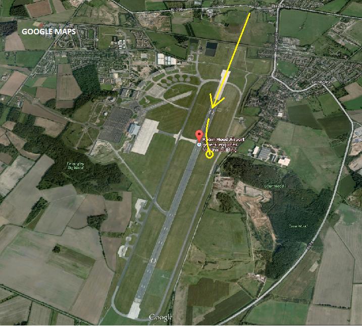 2014-08-15_J31_G-GAVA_LinksAir@Doncaster_MAPS