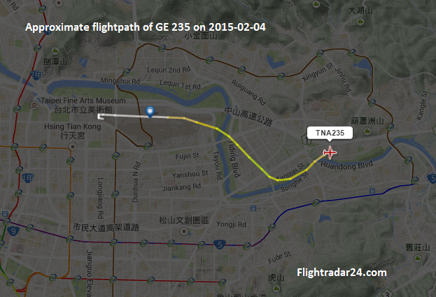 2015-02-04_B-22816_ATR72_TNA@Keelung_River_FR24MAP