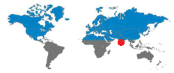 2015-03-08_VT-SUA_DH84_Spicejet@Hubli_Worldmap_small