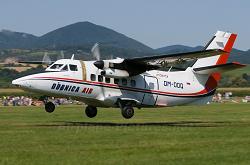 2015-08-20_2xLEt410_DubnicaAir@Slovakia_ACFT2