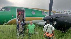 2015-08-20 Yeti Airlines  Jetstream J41 overran runway at Bhairahawa