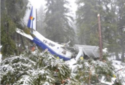2014-01-20 SSAC BN-2A Islander crashed in Romania – Final Report
