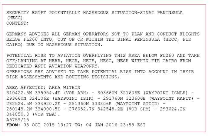 2015-10-31_EI-ETJ_A321_KGL@Sinai_EASA_WARNING-TXT