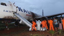 2015-12-21 Kalstar Embraer E-190 overran runway at Kupang, Indonesia