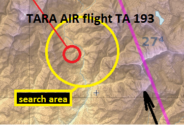 2016-02-24 Tara Air Twin Otter crashed in Myagdi District, Nepal