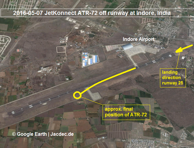 2016-05-07_VT-JCX_Atr72_JetKonnect@Indore_MAP1