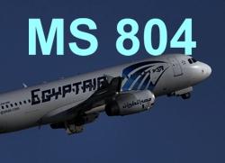 2016-05-19 EgyptAir Airbus A320 crashed in Mediterranean Sea