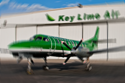 2016-12-05 Key Lime Air Metroliner crashed near Camilla, GA