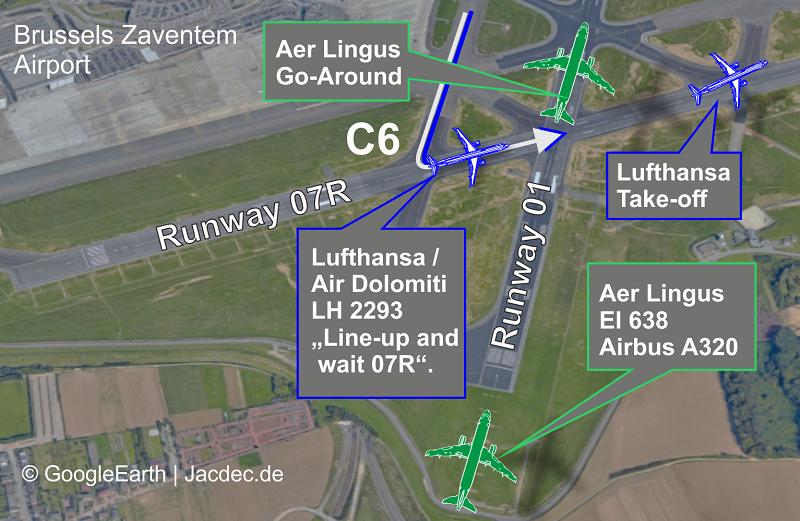 incidente aereo aeroporto bruxelles